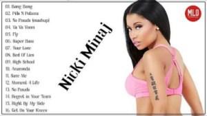 Foreign Mixtape - Nicki Minaj 2017 Latest Mix